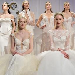 199 - קולקציית שמלות הכלה לעונת החתונות בקיץ 2016