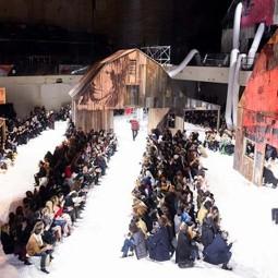 2063 - שבוע האופנה בניו יורק: ראף סימונס מציג את קולקציית סתיו- 2018, של קלוין קליין.