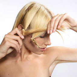 2326 - טיפים ועצות לטיפול הטוב ביותר לשיער בלונדיני.