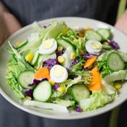 2421 - אוכלים סלט ולא מרזים? הירקות שצריך לאכול לדיאטה יעילה.