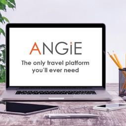 2629 - אמסלם תיירות ונופש, מציגה אתAngie -פריצת דרך טכנולוגית בענף התיירות.