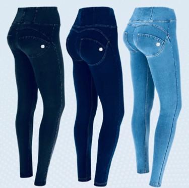 """3393 - """"פרדי-FREDDY"""", מותג מכנסי הג'ינס המחטבים והמעצבים את הישבן הגיע לישראל."""
