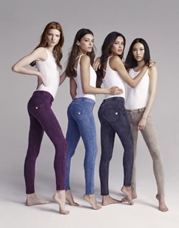 """3397 - """"פרדי-FREDDY"""", מותג מכנסי הג'ינס המחטבים והמעצבים את הישבן הגיע לישראל."""