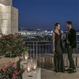 """3398 - ט""""ו באב 2019, במלון מצודת דוד בירושלים."""