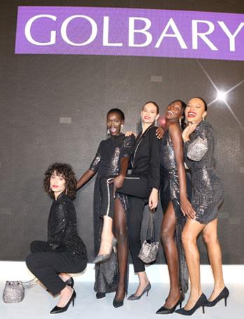 """3501 - מותג האופנה """"גולברי"""" משיק את קולקציית סתיו-חורף 2019/20 היפייפיה."""