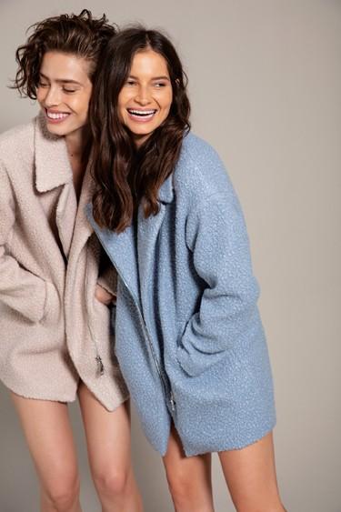 """3693 - בחירת השנה: אילנית לוי נבחרה כפרזנטורית של בית האופנה,""""גולברי - GOLBARY""""."""