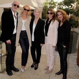 """3790 - רשת """"רונית רפאל מדע היופי"""" נותנת חסות לשבוע האופנה הישראלי, 2020."""