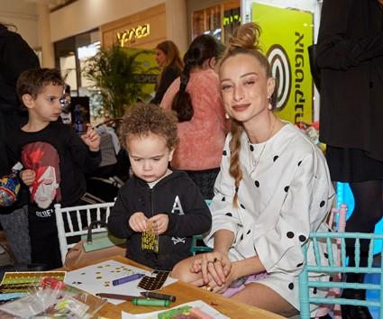 3805 - ילדי סלבס רבים, נצפו בהשקת הקמפיין של ״אופטיקנה״, לעידוד בדיקות הראייה בקרב הילדים.