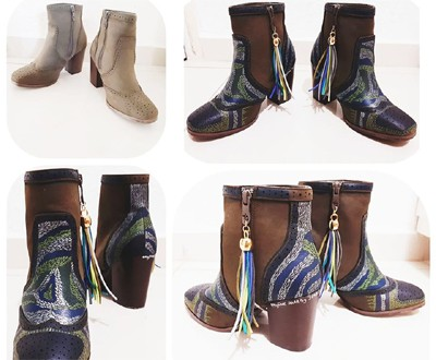 3816 - MyShoe – עיצוב אישי וייחודי על גבי נעליים.