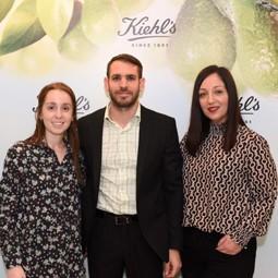 3819 - בכירי מותג הטיפוח הניו-יורקי Kiehl's, חגגו את השקת מסיכת הטיפוח: AVOCADO NOURISHING HYDRATION MASK.