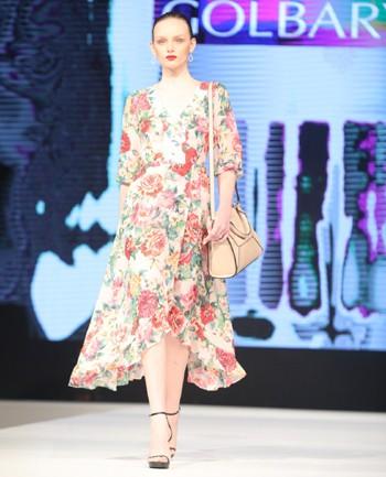 """3879 - בצל הקורונה נחשפה אתמול קולקציית אביב-קייץ - 2020, של בית האופנה """"גולברי""""."""