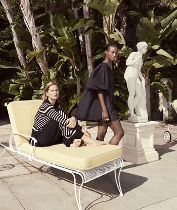 3922 - קולקציית Exclusive Cosncious, של H&M לאביב - קיץ 2020.