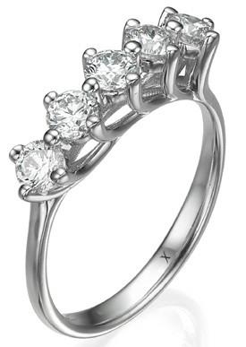"""4069 - רשת """"X LAB DIAMONDS"""", המתמקדת בתכשיטים המשובצים ביהלומי מעבדה, נפתחה בישראל."""