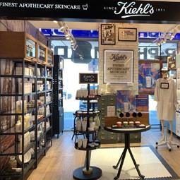 4091 - מותג הטיפוח Kiehl's פותח לראשונה, חנות-בתוך-חנות, בסופר פארם ביג אילת.