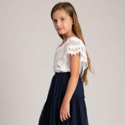 4216 - אוריה וליקסון בת ה-10, נבחרה לפרזנטורית נעלי הילדים של רשת SCOOP.
