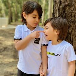 44172 - מבצעים לבגדי ילדים, ברוח התקופה.