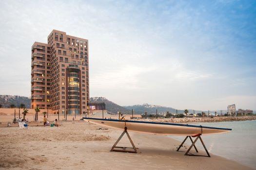 """היחיד על חוף ימה של חיפה 1 - מלון """"ליאונרדו פלאזה"""" חיפה - המקום המושלם ל'שבת-חתן'."""