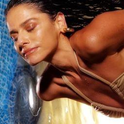 בר בצילומי קמפיין למותג חוחובה זהב צילום עידו איזק 6 - מדוע סנדי בר נאלצה לותר על חופשתה ביון?